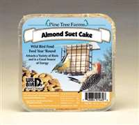 12 oz Almond Suet Cake