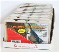Log Jammers Hi Energy Suet