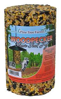 Woodpecker Seed Log 40 oz.