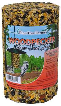 Woodpecker Seed Log 80 oz.