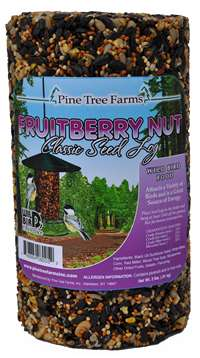 Fruit Berry Nut Seed Log 32 oz.