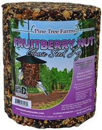 Fruit Berry Nut Seed Log 72 oz.