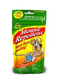 Mouse Repellent Pack 4 1.5oz